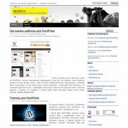 Бесплатный шаблон Wordpress Dodo